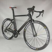 NEW Aero Road bike carbon frame bicycle R7000 Groupset complete bike TT-X2