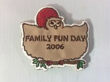 2006 Girl Scout Family Fun Day Patch