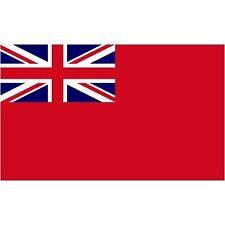 BRITISH RED ENSIGN 3X5' FLAG NEW UK NAUTICAL NAVY UNITED KINGDOM NAUTICAL