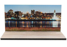 Diorama Montréal by night - 3 inch   1/64ème - #3in-2-C-C-003