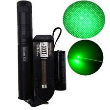 Powerful Laser Pointer Green 1mW 532NM Lazer Beam Burn +18650 Battery Charger UK