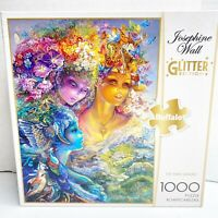 Buffalo 1000 piece puzzle - Josephine Wall Glitter Edition - The Three Graces