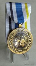 UN United Nations UNPSG - Police Support Group for Croatia 1997-1998  Medal