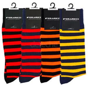 College Striped Unisex Socks Size 10-13 Men Shoe 6-12.5 Women Shoe 10-13