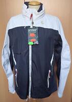 Mountain Horse  schicke Herren Jacke, Farbe: weiß/blau Gr.M, UVP 179 € Venture