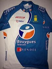MAILLOT CYCLISME BOUYGUES TELECOM VENDEE