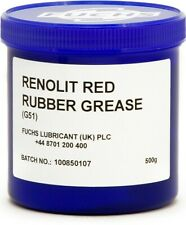 Fuchs Renolit Red Rubber Grease 500g