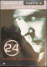 24 Heures Chrono - Saison 3 - Partie 2 -  2 boitiers slim - 4 dvd - NEUF