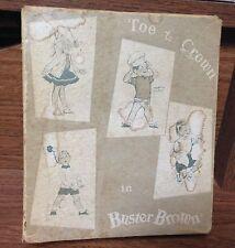 """Vintage Buster Brown """"Toe To Crown"""" Sock Box"""