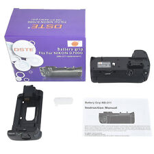 DSTE MB-D11 MBD11 Pro Vertical Battery Grip For Nikon D7000 Camera as EN-EL15