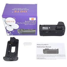 DSTE MB-D11 MBD11 Pro Vertical Battery Grip For Nikon D7000 Camera as EN-EL15