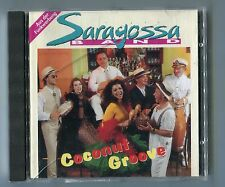 Saragossa Band cd COCONUT GROOVE © 1993 - 519 721-2 POLYDOR  europop - 24 Tracks