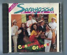 Saragossa Band cd COCONUT GROOVE © 1993 - 519 721-2 POLYDOR  europop - 24 Tracks