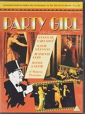 Party Girl [1930] [DVD] - Douglas Fairbanks Jr. (New & Sealed)