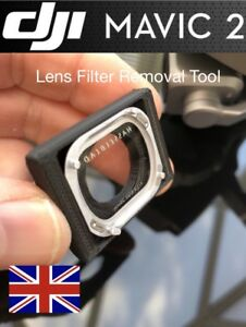 dji Mavic 2 Pro Lens Filter Removal Tool, Also Compatible With Polar Pro Filters