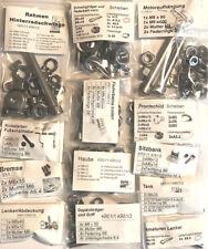 Edelstahlschrauben Set passend für Simson Schwalbe KR51/2  Innensechkant A2 V2A