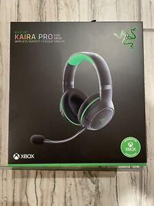 Razer Kaira Wireless Gaming Headset for Xbox Series X/S - Black/Green