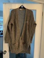 FAT FACE LONG LINE CARDIGAN SIZE 16