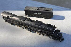 Rivarossi 4005 BIG BOY #4005 UNION PACIFIC TRAIN HO SCALE 4-8-8-4 STEAM loco