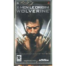 X-Men Origins Wolverine Video game PSP Activision 5030917065835