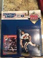 1995 STARTING LINEUP MIKE MUSSINA, BALTIMORE ORIOLES!! GREAT PIECE HOF! ⚾️🔥⚾️