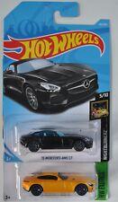 Hotwheels - '15 Mercedes AMG GT Twin Set