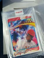2021 Topps Project 70® Card 73 - 1974 Jo Adell by King Saladeen - ships now