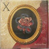 X Ain't Love Grand LP Rock on Elektra, 1985 – In Shrink Wrap