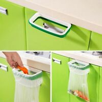 Küche Tragbar Tür Müll Abfallbeutel Mülleimer Gestell Halter Plastik cRUWK