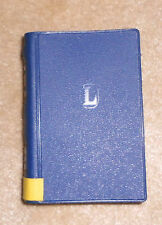 Langenscheidt Taschenwörterbuch Latein Lateinisch Deutsch