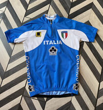 Cycling Team Italy Colnago Sportful Jersey Size M