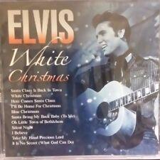Elvis White Christmas (CD, 2012)