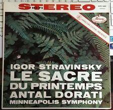 Stravinsky: The Rite of Spring (AMS 16065) : Antal Dorati