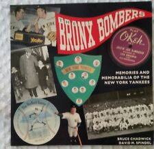 The Bronx Bombers memories and memorabilia 1992 softcover book