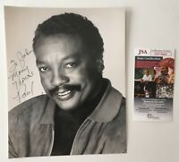 Paul Winfield Signed Autographed 8x10 Photo JSA Certified