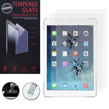2x Verre Blindé pour Apple iPad 5 (air) Verre Véritable Film protecteur d'écran