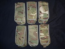 6x British Army Osprey MK4 SA80 2 Mag / Double Magazine Pouch - MTP - Super Gr 1