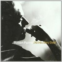 ROBERT PALMER - AT HIS VERY BEST  CD  18 TRACKS INTERNATIONAL POP HITS  NEU
