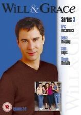 Will and Grace: Series 3 (Episodes 5-8) [DVD] [2001] DVD Very Good  Tim Bagley,