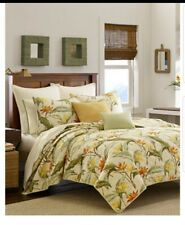 Tommy Bahama Birds of Paradise Tropical Comforter Quilt. New never used