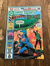 DC COMICS PRESENTS #26 1st App TEEN TITANS  1st CYBORG STARFIRE RAVEN 4