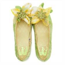Nwt Disney Store Tiana Costume Shoes 7/8,9/10,11/12,13/1,2/3 Princess