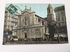 CPA 13 Bouches du Rhône - Marseille - Eglise des Augustins