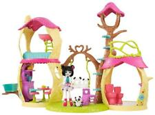 Enchantimals Casa Sull'Albero Playhouse Panda Set giocattolo per bambini