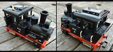 train Playmobil + 2 wagons + rails + commande/alimentation (référence 4000 4100)