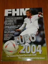 FHM #175 JULY 2004 EURO 2004 SPECIAL LOUISE REDKNAPP DAVID BECKHAM UK MAGAZINE =