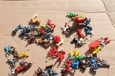 no 6 lot  soldat figurine jouets bonux mir huilor clairet crescent comansi