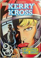 KERRY KROSS N.5 1994 MAX BUNKER FUMETTO
