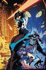 Nightwing #1 Javi Fernandez Regular Cover Batman DC Rebirth Comic