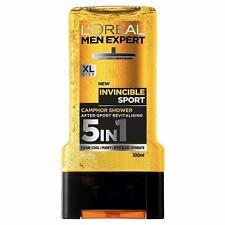 ** 2 X L 'Oreal Men Expert invencible Sport Ducha 5 en 1 Tamaño XL 300ML Nuevo